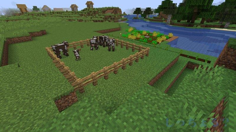 一砂Minecraft牧場