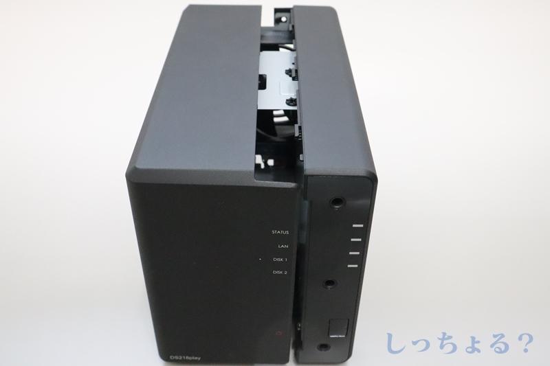 DS218スライド
