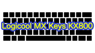 ロジクールKX800