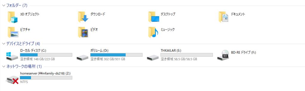USBの名前